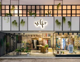 Modular Magic: Dynamic Store in Rio Reflects a Woman's Journey of Self Discovery
