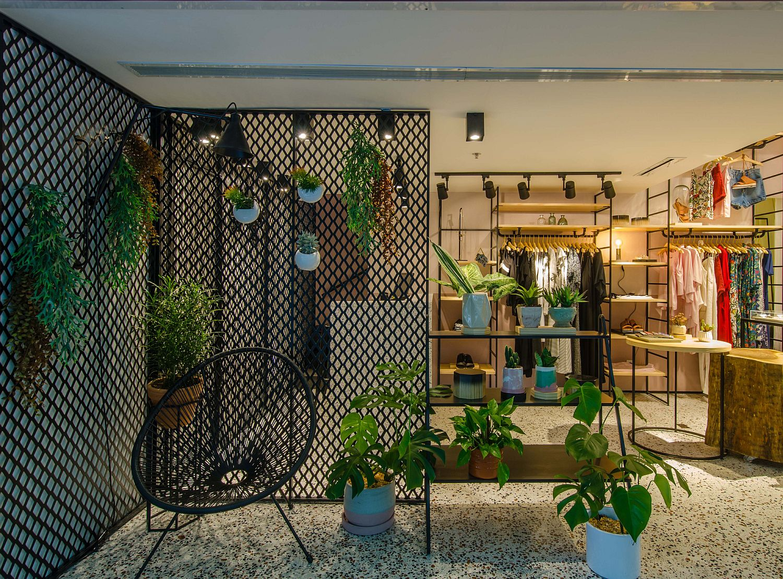 Smart-shelving-and-greenery-inside-Self-Store
