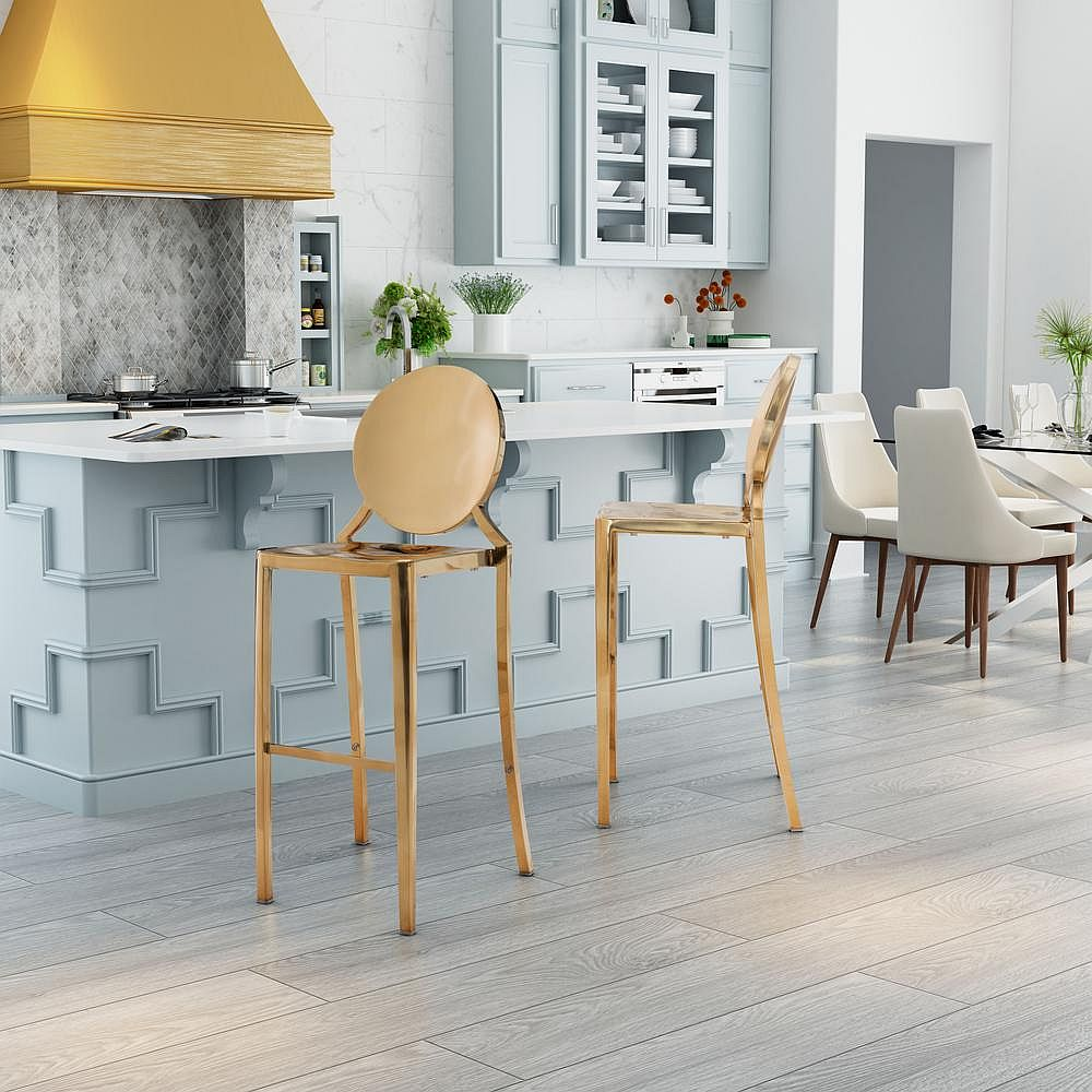 25 Trendy New Bar Stool Ideas for your Dream Kitchen Top ...