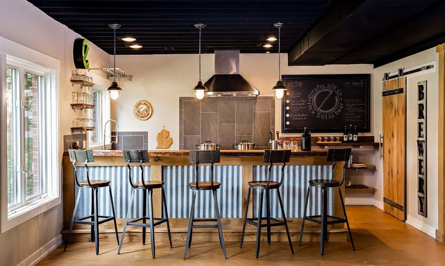 25 Trendy New Bar Stool Ideas for your Dream Kitchen: Top Colors and Styles