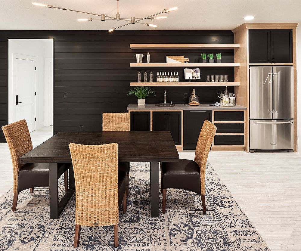 Utilize the basement for a multi-generational home