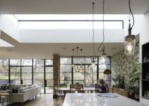 View-of-the-garden-from-the-kitchen-of-converted-London-home-217x155