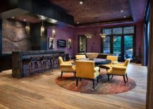 Amazing-home-bar-in-purple-and-black-brings-Moroccan-eclectic-style-alive-217x155
