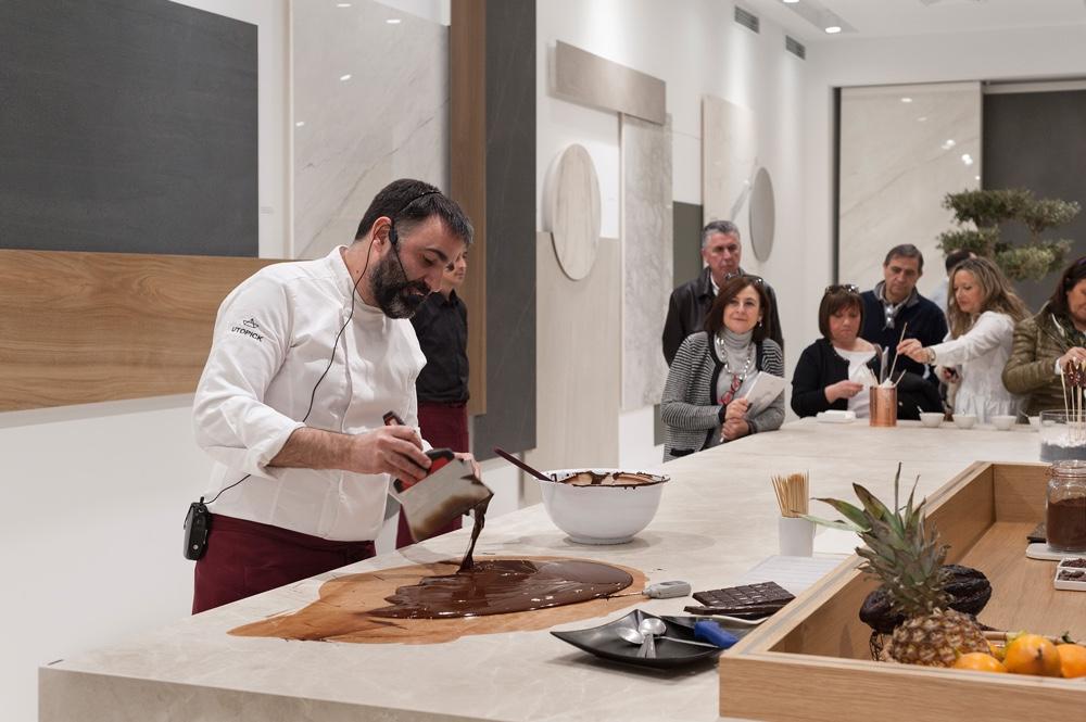 Chocolatier Paco Llopis