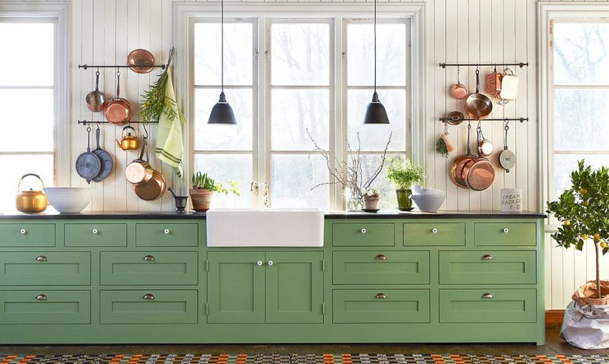 25 Color and Style Trends for Kitchens Shaping Kitchens this Summer
