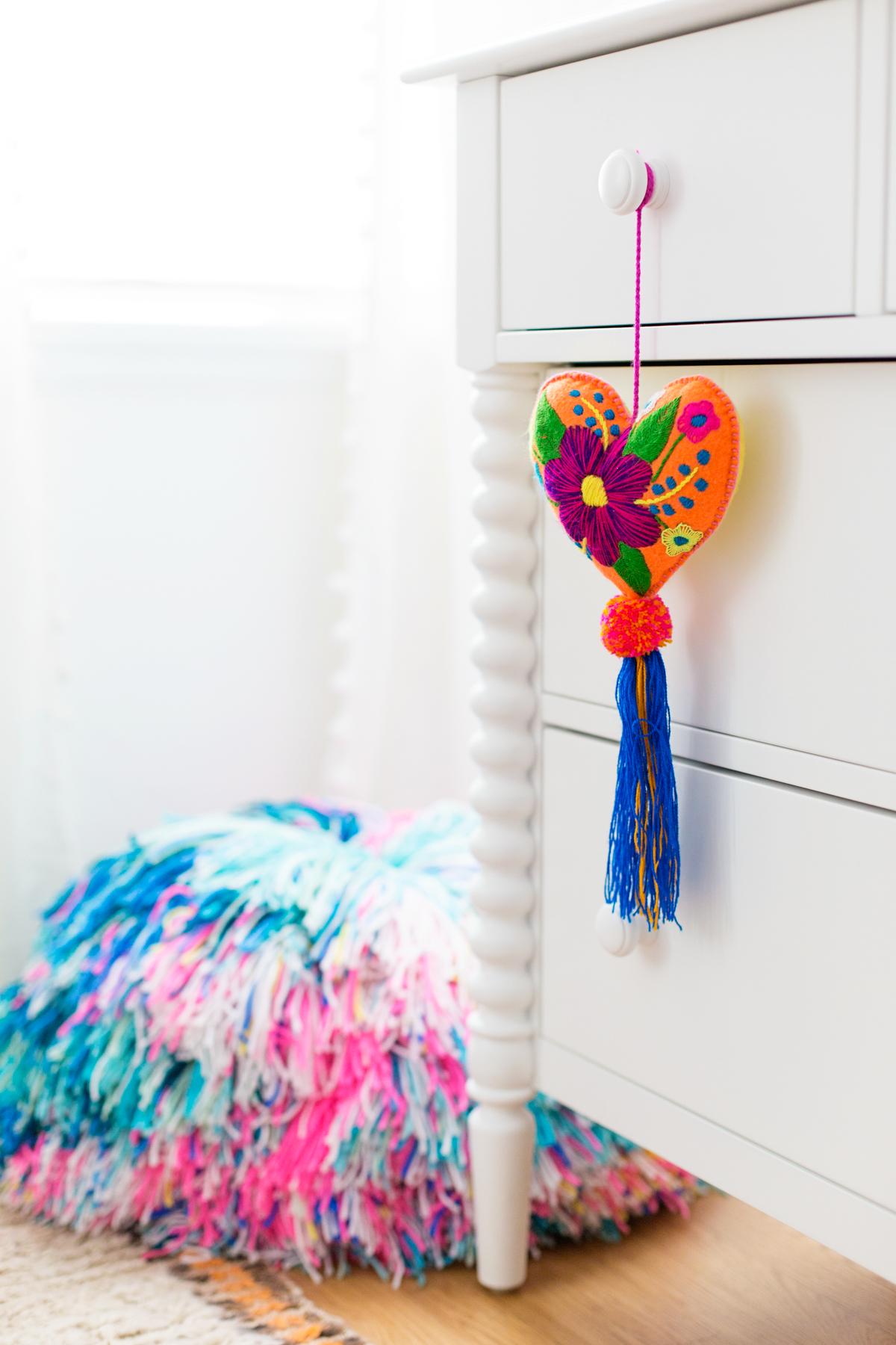 Details from a Studio DIY nursery