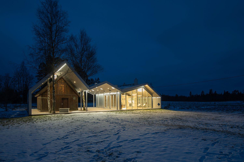 Lusthoone Funhouse Sauna in Estonia