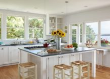 Multiple-windows-bring-ample-natural-light-into-the-stylish-beach-style-kitchen-217x155