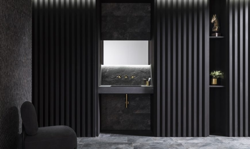 New products at PORCELANOSA Grupo's 26th Global Architecture and Interior Design International Exhibition