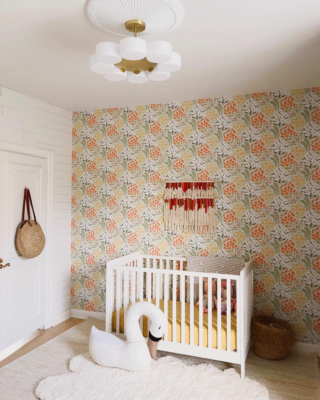 Nursery tour from A Beautiful Mess