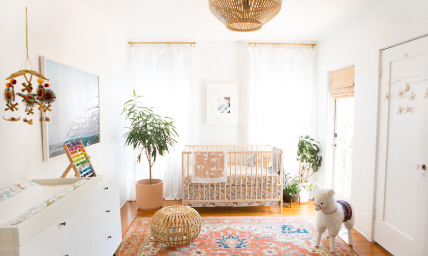 5 Top Design Trends for Kids' Rooms