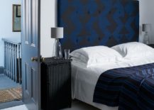 Refined New Twist: Trendy and Dashing Interiors in Blue and ...