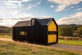 Future Housing: Tiny Home with Green Technologies and Automated Controls is Here!