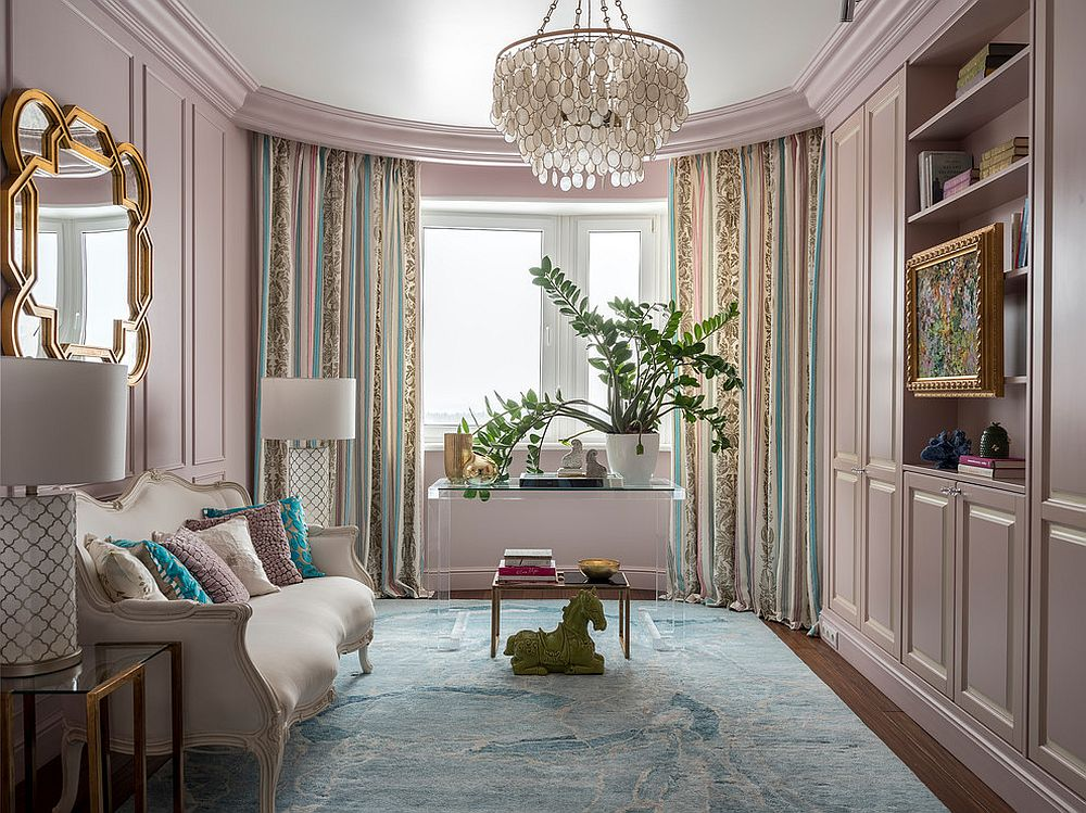 A Color Surprise Beautiful Pink Living Room Ideas That Bring Cheer And Freshness