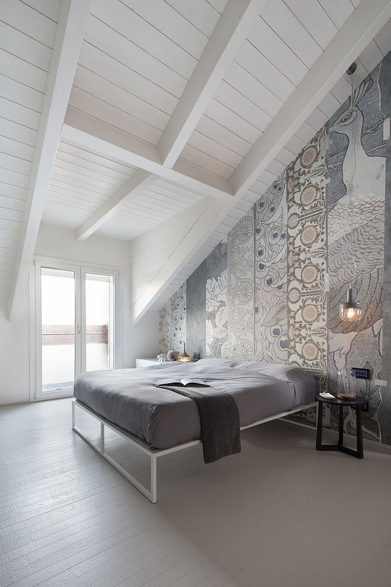 Transform the bedroom walls into captivating works of art