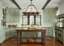 Ultra-light-pastel-green-for-the-Mediterranean-kitchen-in-white-and-wood-217x155