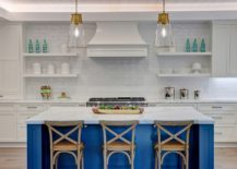 White-subway-tiles-and-blue-kitchen-island-for-the-becah-style-space-217x155