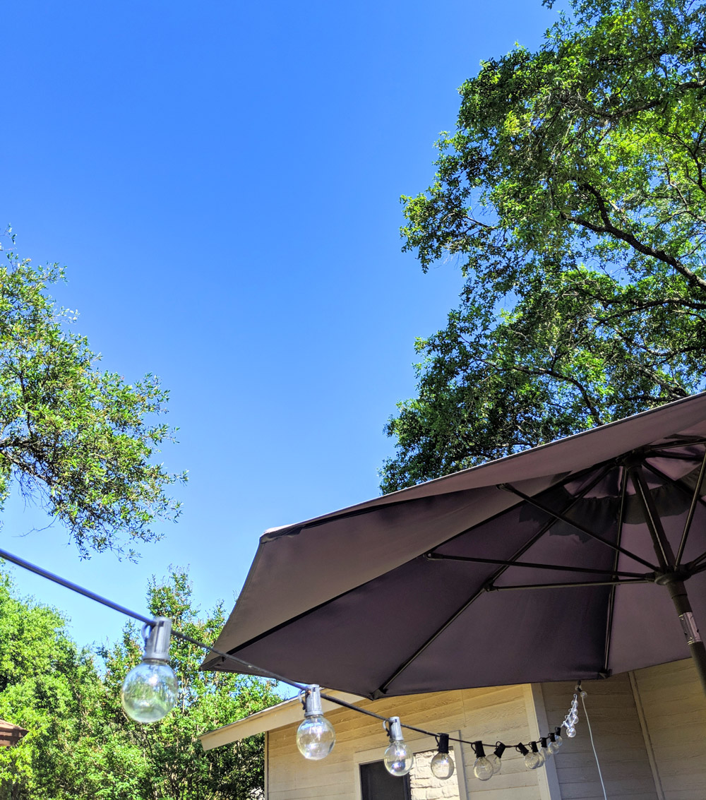 An-umbrella-adds-shade-and-outdoor-style