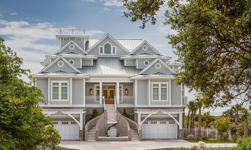 25 Exterior Color Ideas for your Home that are Trending this Season