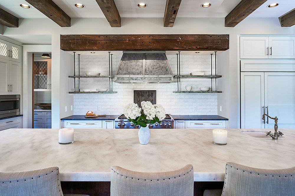 Kitchens with Wooden Ceiling: Adding Warmth and Elegance in ...