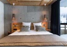 Concrete-headboard-wall-for-the-small-bedroom-217x155