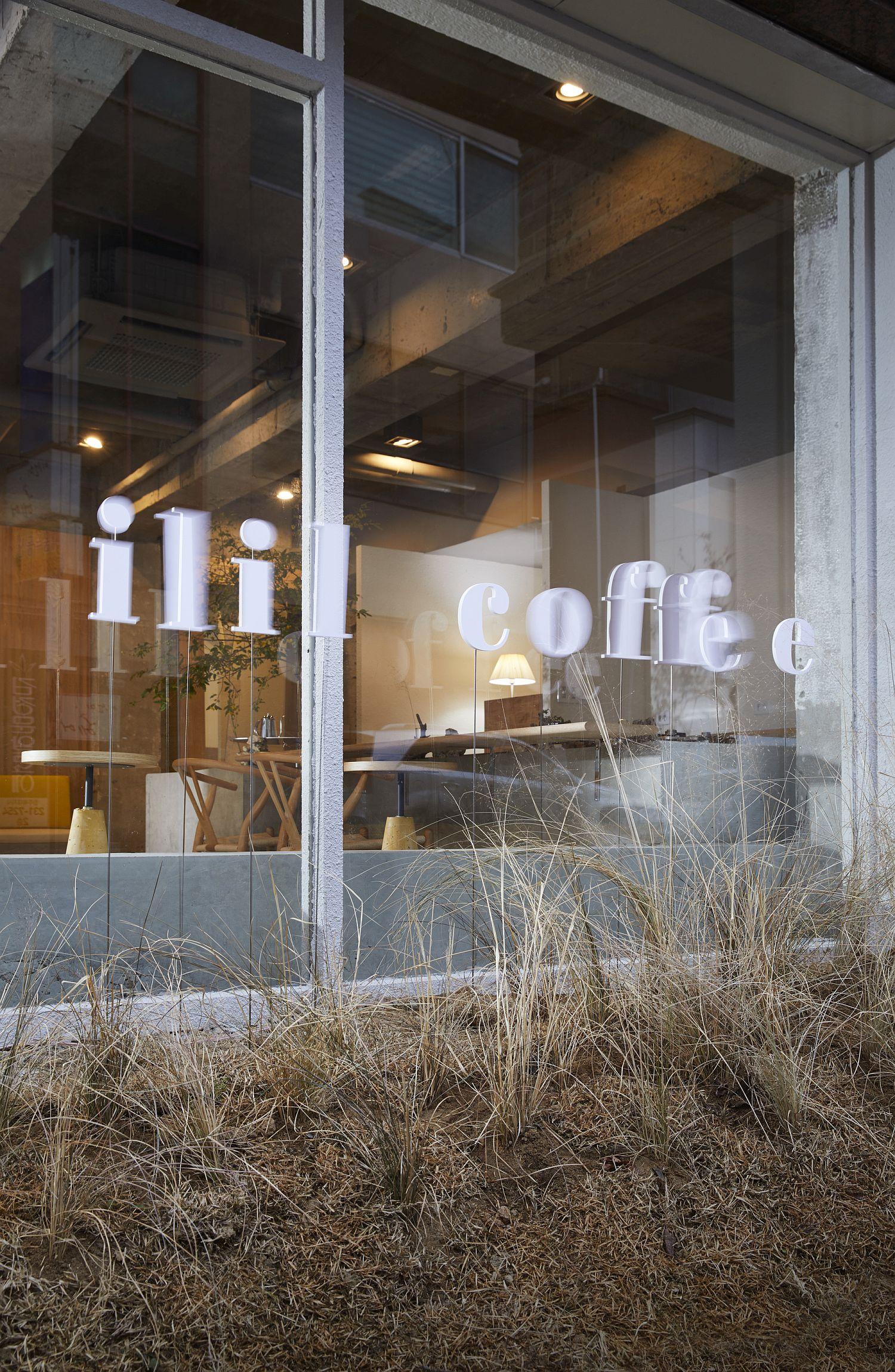 Ilil Coffee House in South Korea