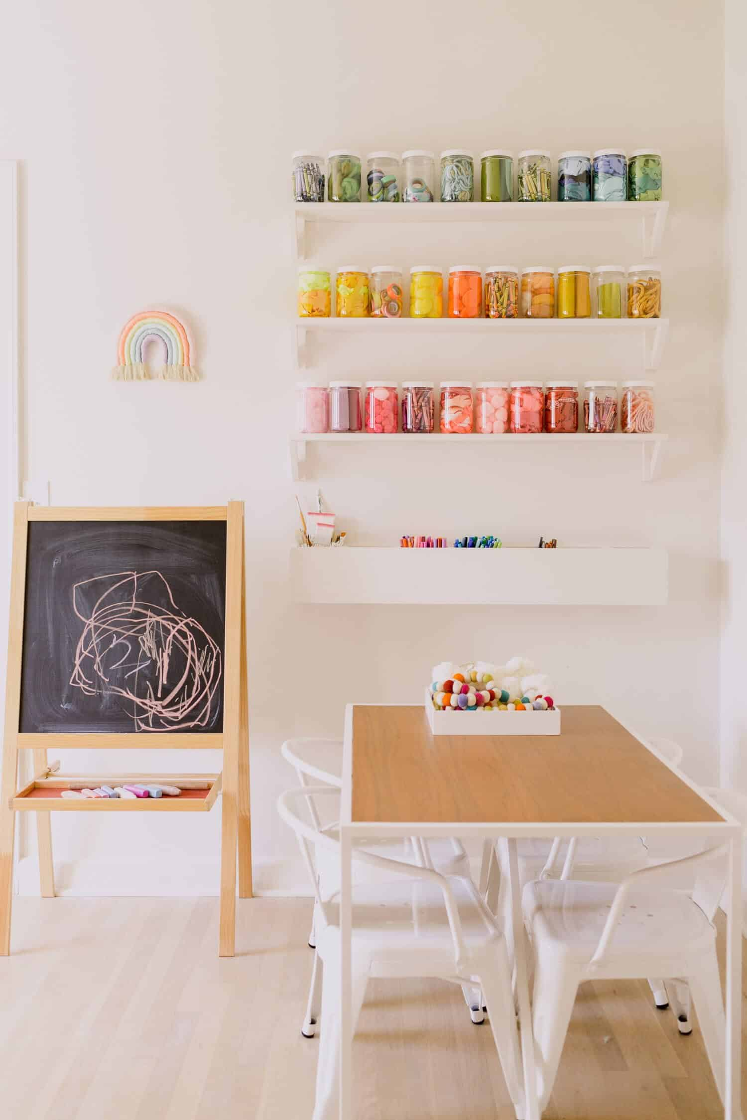 Playroom designed by A Beautiful Mess
