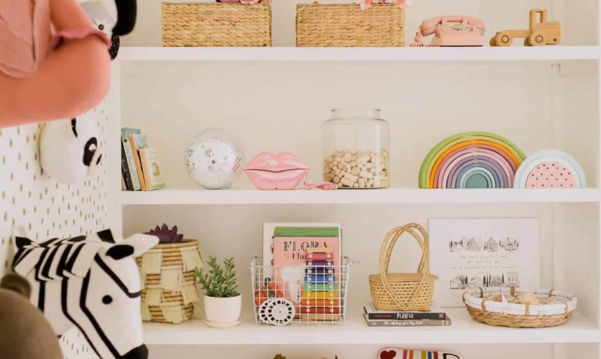 Design Essentials for a Functional, Modern Playroom