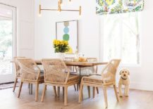 Rattan-and-bamboobring-natural-charm-to-a-beach-style-dining-room-217x155