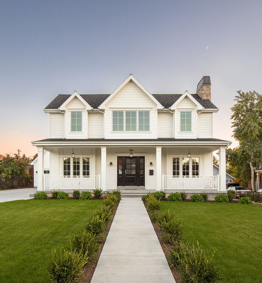 Exterior Home Color Ideas: 25 Exterior Color Ideas For Your Home That Are Trending