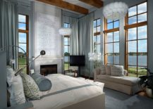 Using-the-wooden-ceiling-beams-in-the-contemporary-bedroom-with-style-217x155
