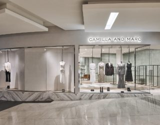 Timeless Style Combined with Design Innovation: Camilla & Marc Store in Bondi