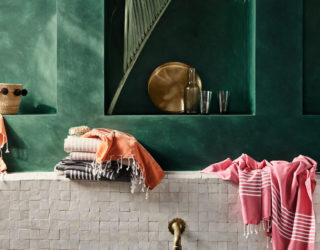 Seeing Stripes: Crisp Textile Patterns for Summer