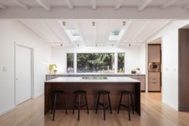 Innovative Home Revamp Brings Cheerful Delight into Kitchen and Bathroom