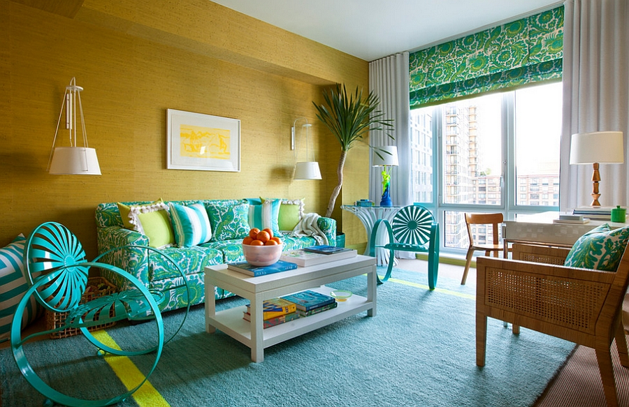 25 Living Room Color Trends For Summer And Beyond Ideas Photos