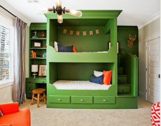 30 Fabulous Kids' Room Color Trends for Warmer Months Ahead