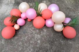 How to Create a Festive Balloon Arch