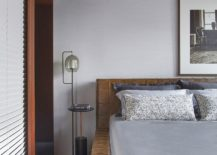 Polished-contemporary-bedroom-in-gray-and-wood-217x155