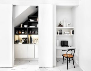 20 Fabulous Kitchen Office Ideas that Save Space in Style!