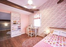 Stunning-overdose-of-pink-and-pattern-in-the-modern-farmhouse-kids-bedroom-217x155