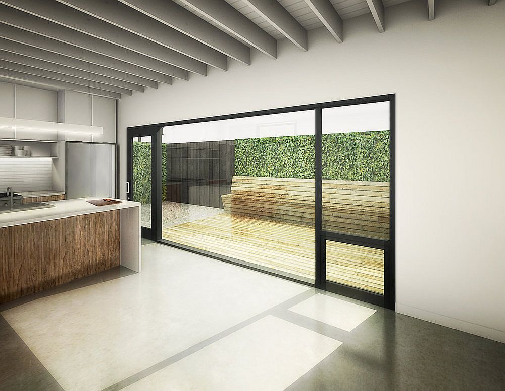 Allison&Graham interior with modern minimal look
