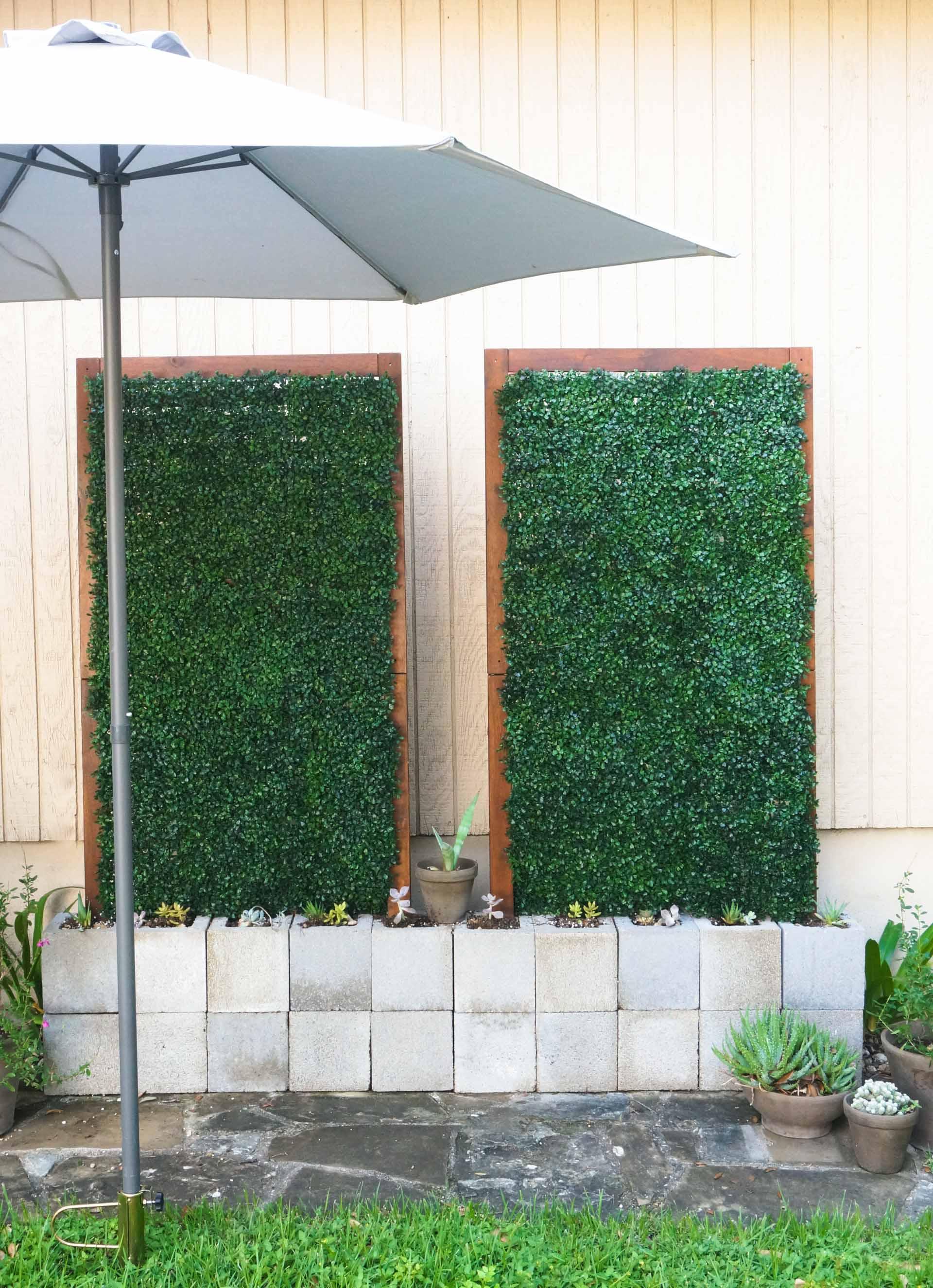 Backyard-trellis-style