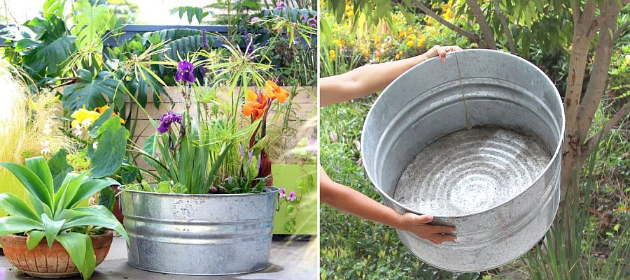 DIY solar water fountain is both eco-friendly and easy on the eyes