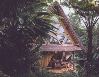 Bali Bamboo Jungle House is a Wanderlust Dream Retreat