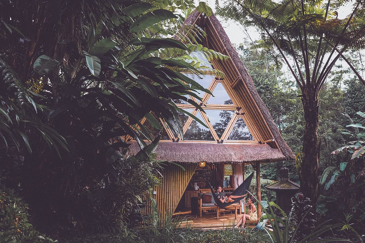 Eco-friendly-bamboo-house-on-the-edge-of-jungles-of-Bali