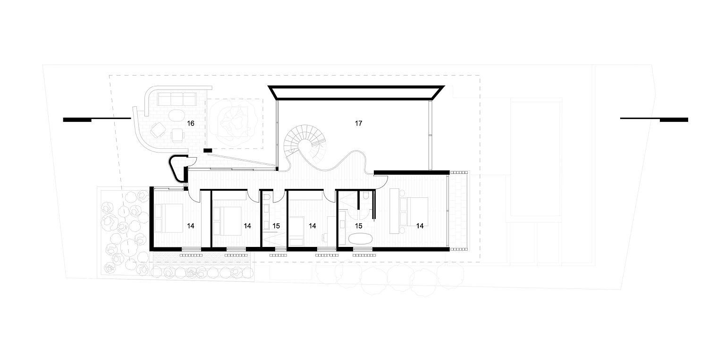 First-floor-plan-of-Sunshine-Beach-House