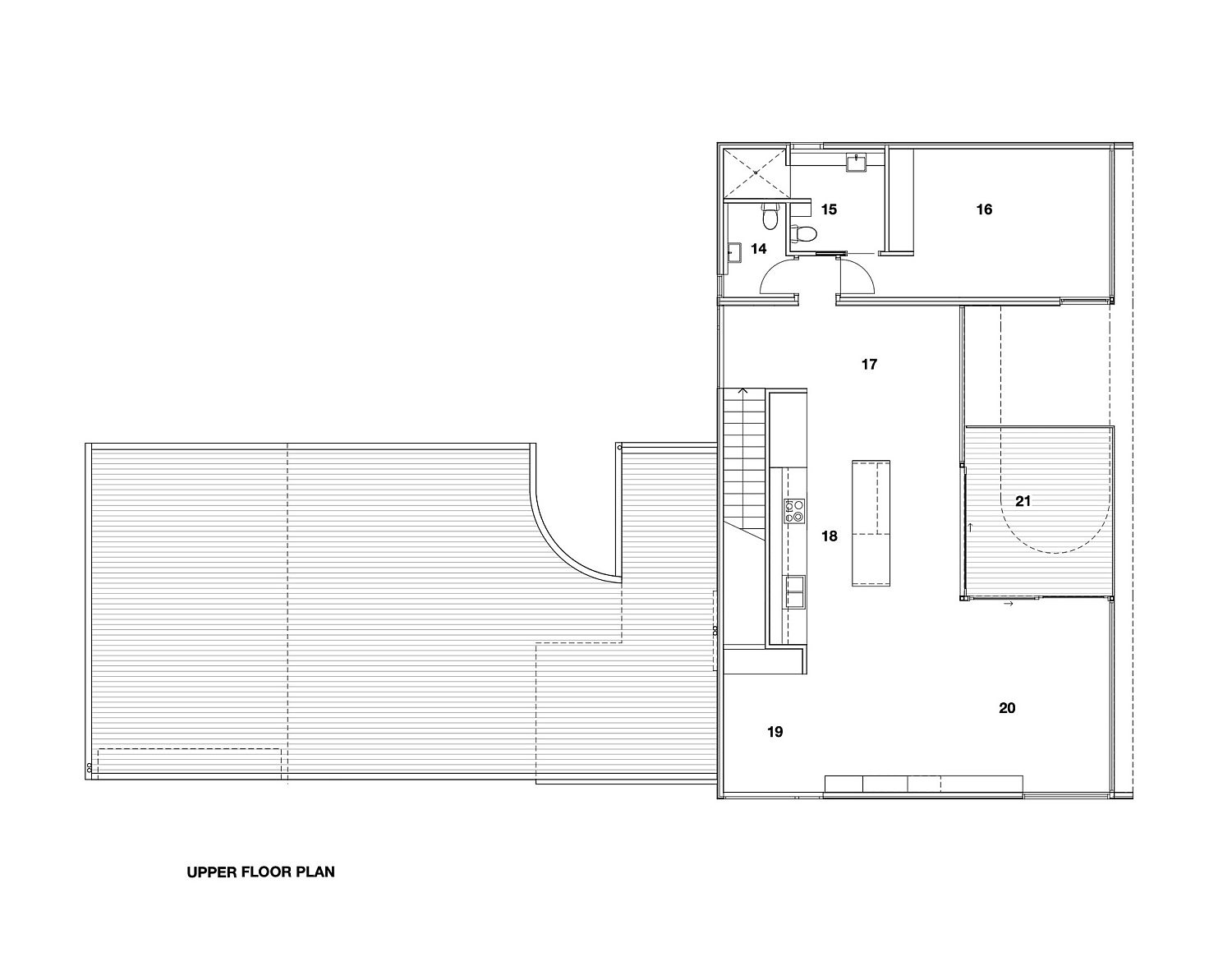 First-floor-plan-of-the-Shearwater-House
