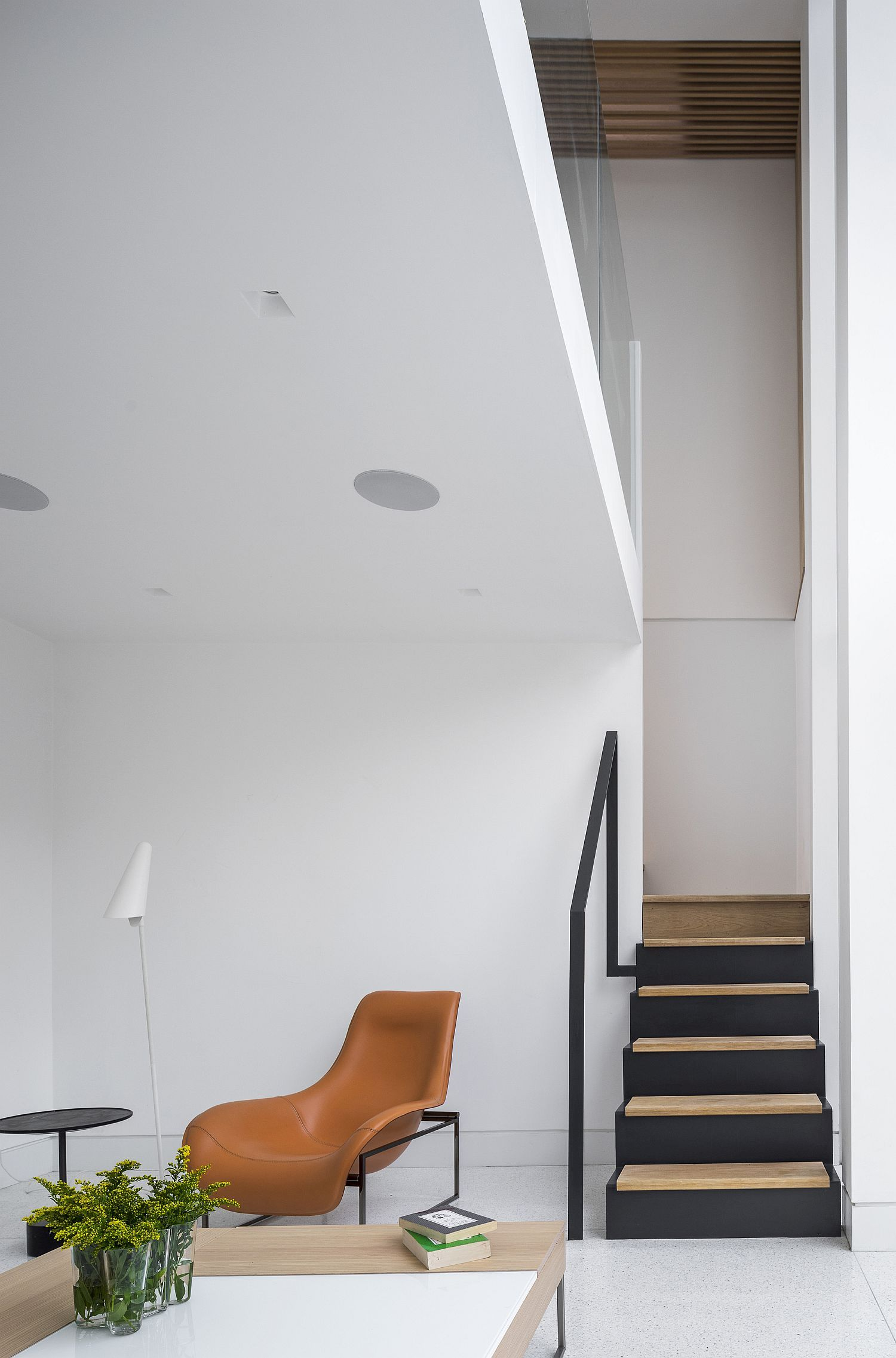 Giving the old Victirian terrace house a posh, modern makeover
