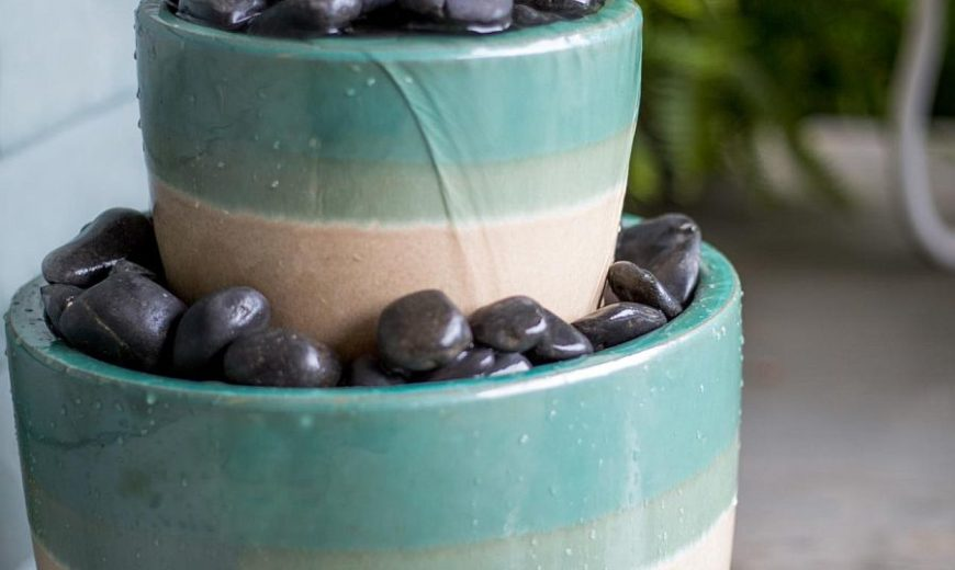 25 DIY Water Features for Your Garden
