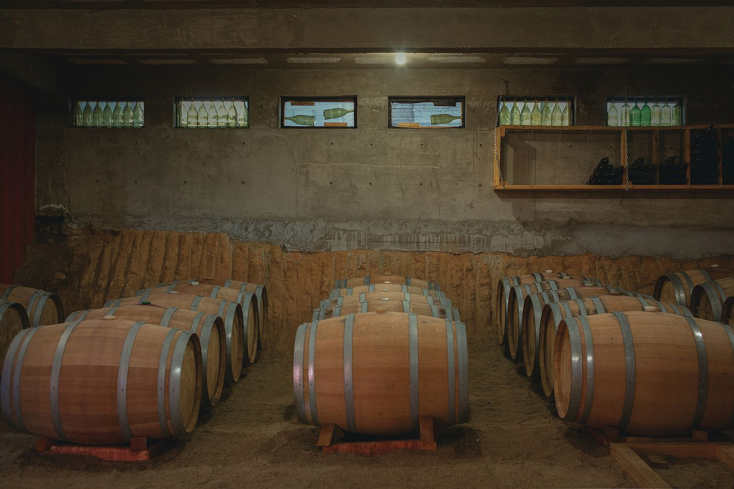 Look inside the Wine House in Mexico
